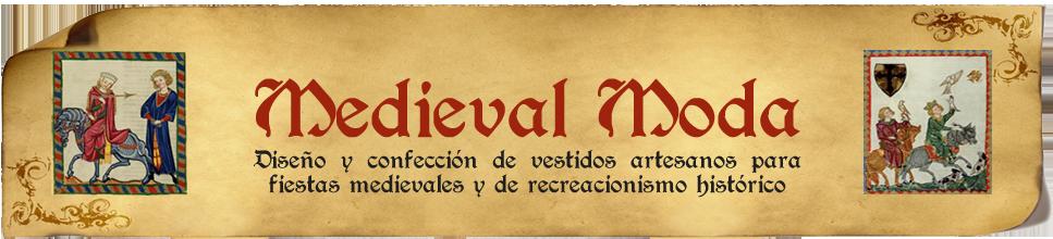 Medieval Moda - Vestidos para recreacionismo medieval